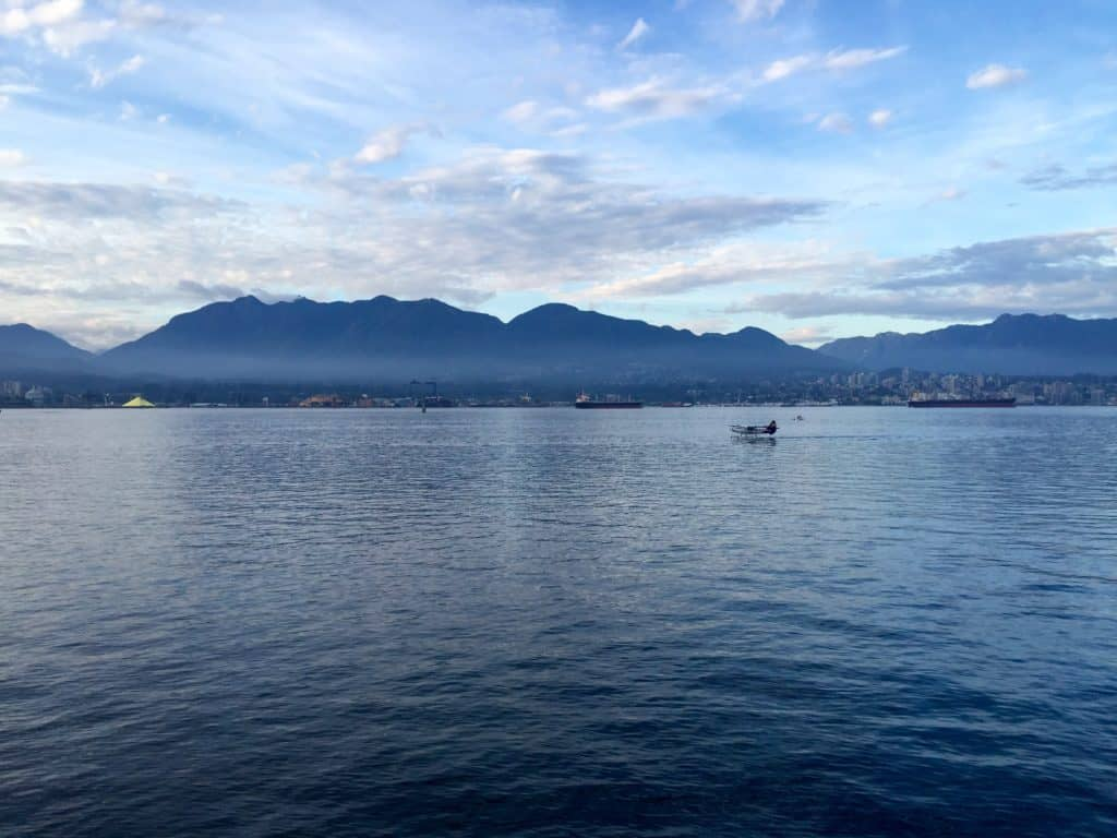 A Vancouver trip isn't complete without some seaplanes!