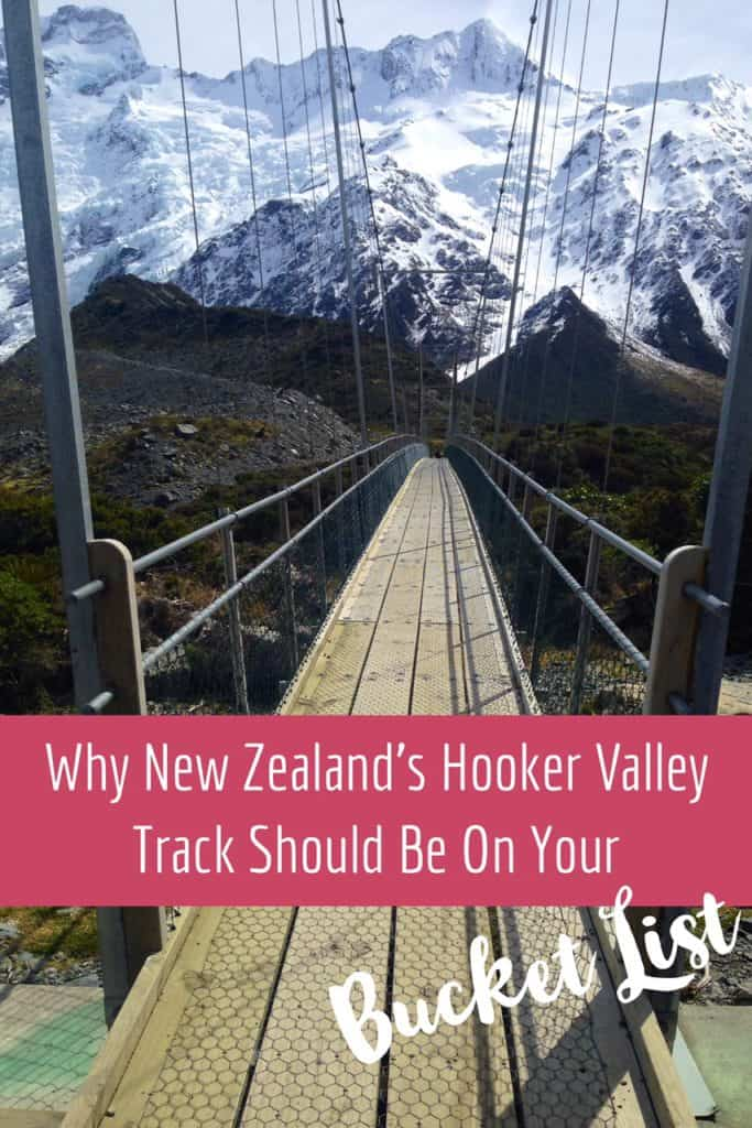 Hooker Valley is a must-do hike in New Zealand...stunning half day, doable for most fitness levels