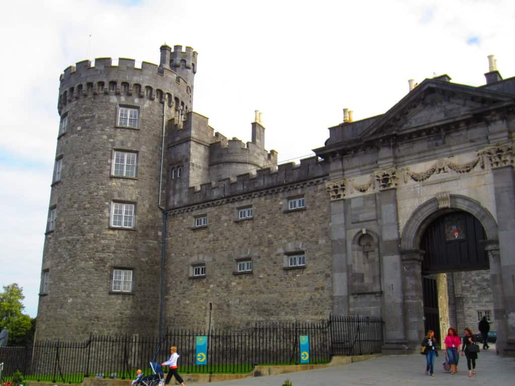 Kilkenny Castle is one of the many things to do in Kilkenny and the surrounding area