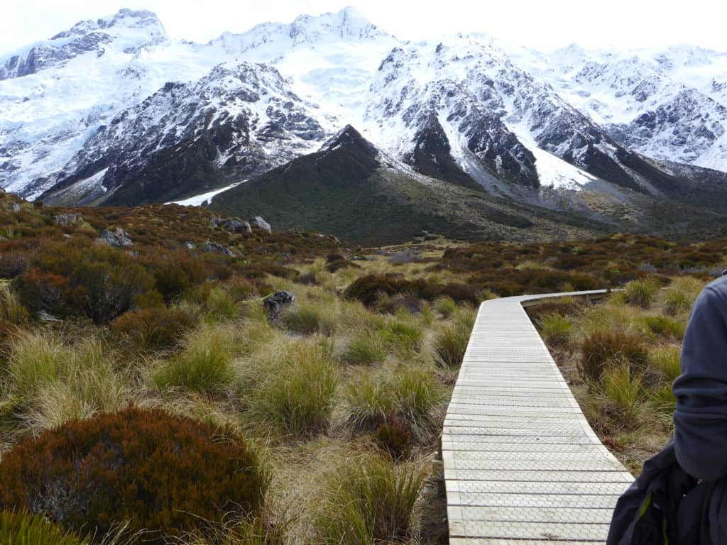 Hiking the Hooker Valley track is worth a day on any South Island itinerary