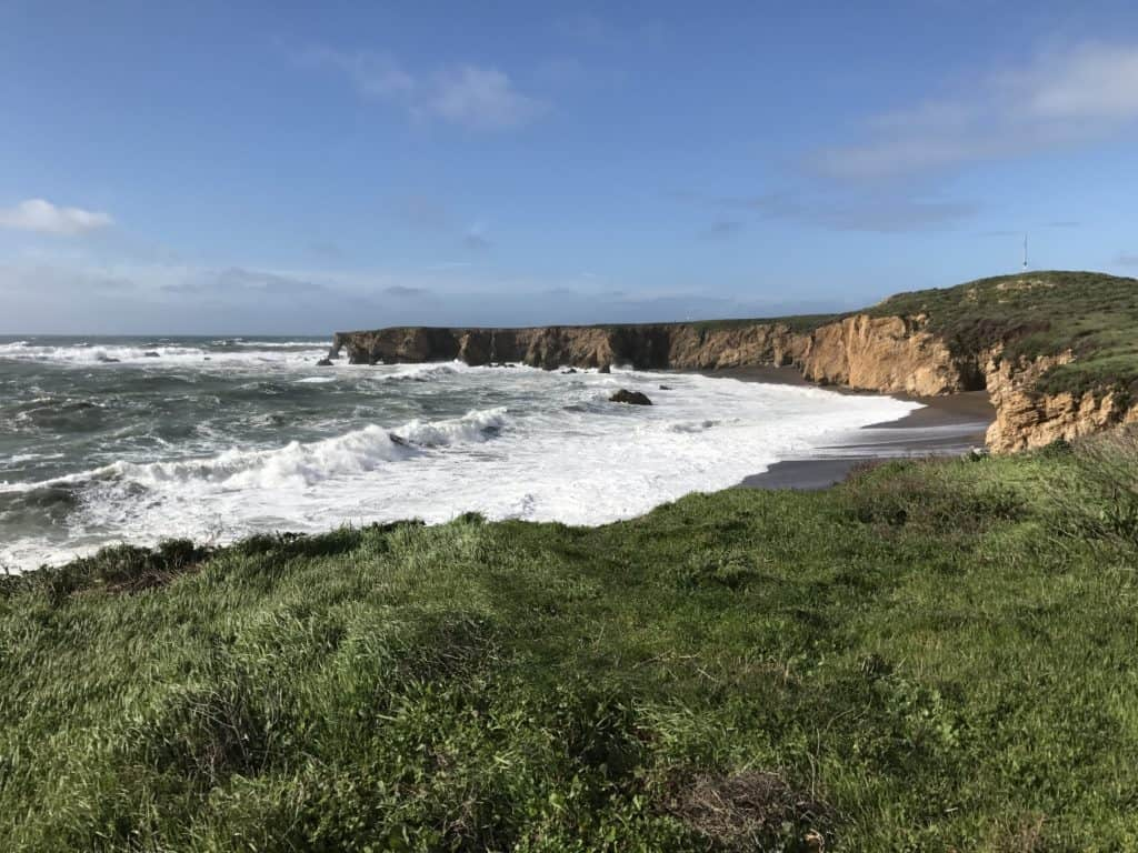 Hiking the Point Buchon Trail in Montana de Oro State Park, California