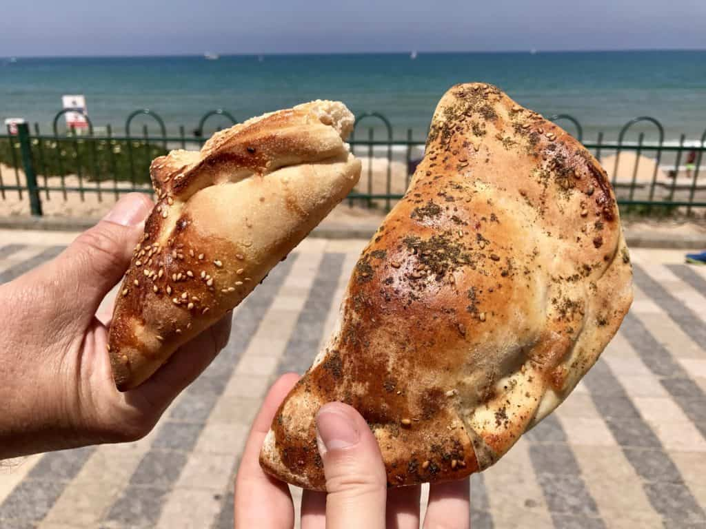 With only a few hours in Tel Aviv & Jaffa, explore Old Jaffa, grab pastries from Abulefia bakery, & soak in the gorgeous Tel Aviv beaches! A must visit in Israel.