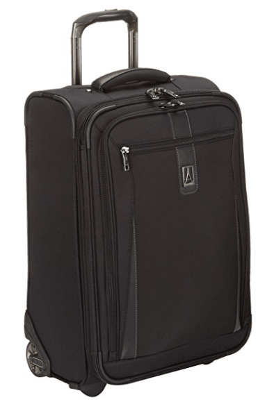 After a ton of research, I share the best carry-on suitcase I've found...it's durable, lightweight, holds a ton, and has never let me down. The only rolling hand luggage you'll need, from a weekend trip to a few weeks away, this case has your back!