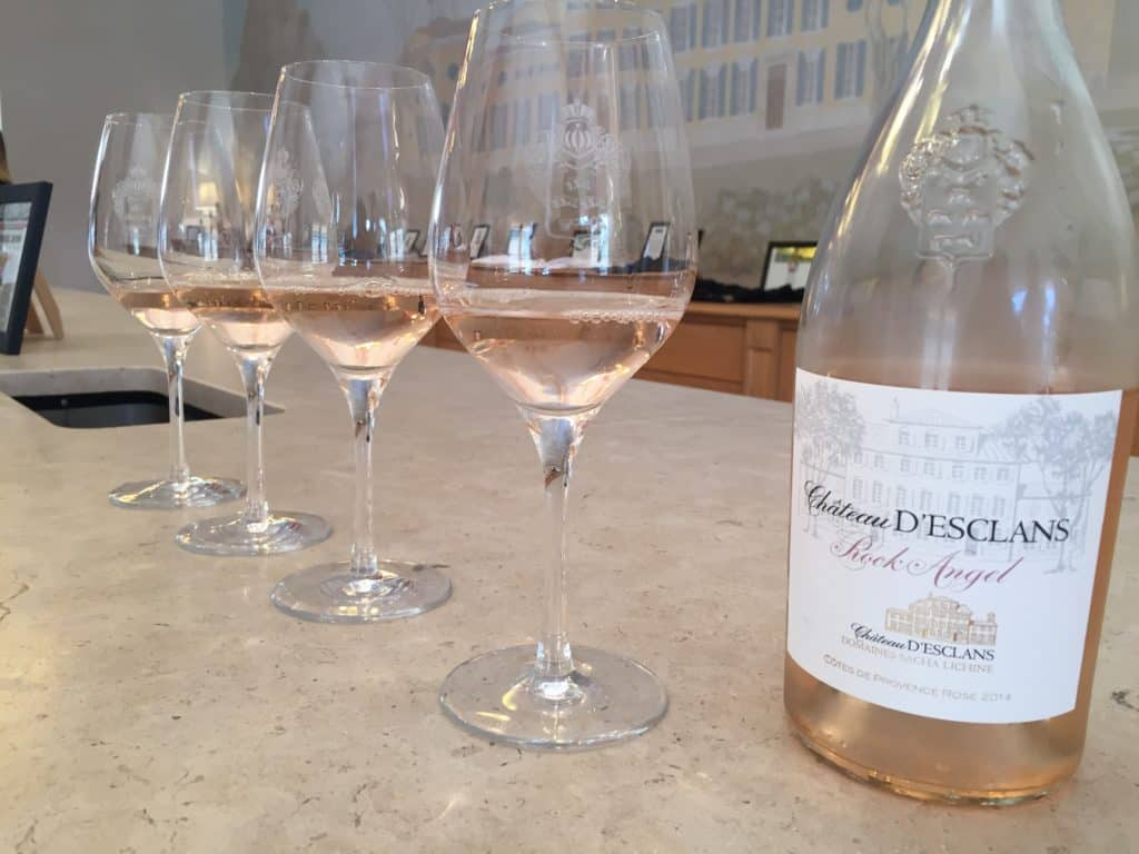 Rose all day! Tips for touring wineries in Provence | a French Riviera itinerary isn't complete without tasting wines in Aix-en-Provence! Tips from the wine tour we took and which wineries we visited.