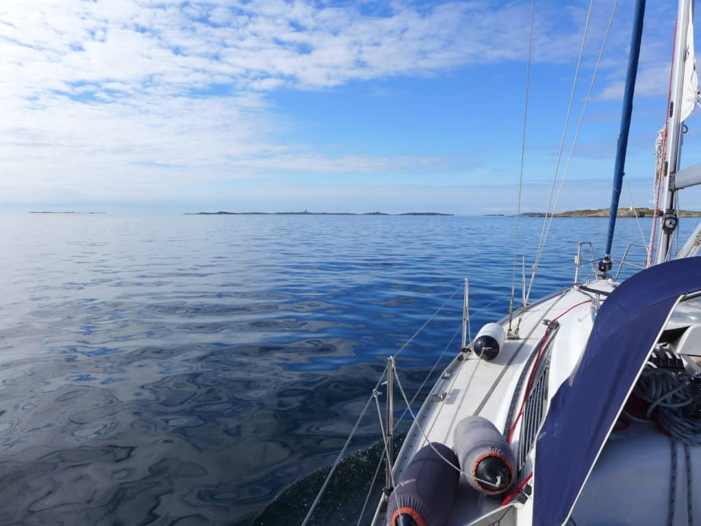 Smooth sailing for days...why renting a sailboat (with captain!) on Airbnb was the absolute best way to visit Gothenburg. Sailing the archipelago was one of the best trips I've ever had! All about our amazing trip and how to plan your trip to Gothenburg! #sailing #airbnb #sweden