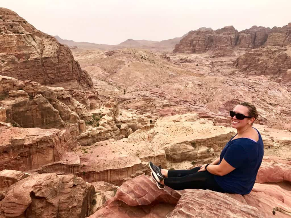 The ultimate first-timer's guide to Petra | How to plan a self-guided visit to Petra, Petra trip planning tips, how to visit Petra, what to do in Jordan, Petra travel guide, travel tips for Petra, where to stay in Wadi Musa, Petra Jordan #petra #jordan #bucketlist