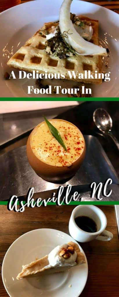 Why a food tour in Asheville, NC is a perfect way to sample the city's amazing food & beer scene | Asheville food tours, Asheville weekend itinerary, what to do in Asheville | food tours in Asheville, Asheville restaurants, where to eat in Asheville #asheville #foodtour #northcarolina