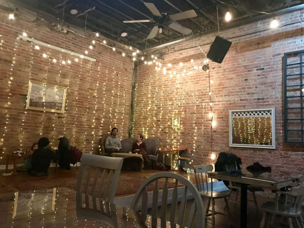 Try as many coffee shops in Asheville as you can | best coffee shops in Asheville, NC #asheville #traveltips