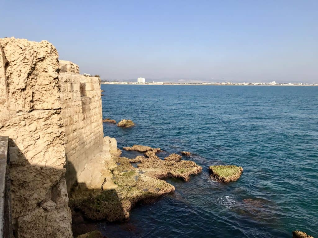 Akko or Acre | A day trip from Tel Aviv to northern Israel, covering Caesarea, Tel-Megiddo, the Sea of Galilee, Capernaum, the Mount of Beatitudes, Tiberias, and Akko | what to do in Israel | There's so much to visit in such a small area, you can have a jam-packed day driving from Tel Aviv or Jerusalem but cover so many historic sites and towns | Israel itinerary ideas, Christian history trips, visit the Jesus trail, bible archaeology tours, what to see in Israel, Jerusalem day trips #israel #seaofgalilee #telaviv