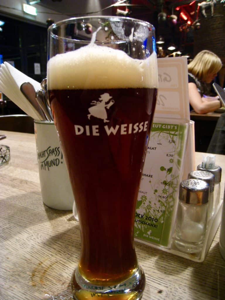 Beer and food are on the itinerary in Salzburg, Austria