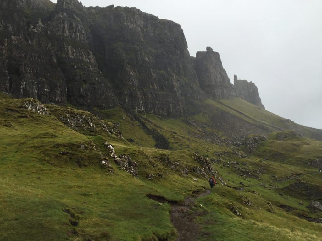 Hiking is one of the most amazing things to do in Scotland if the weather will cooperate...how to hike the Quiraing on the Isle of Skye