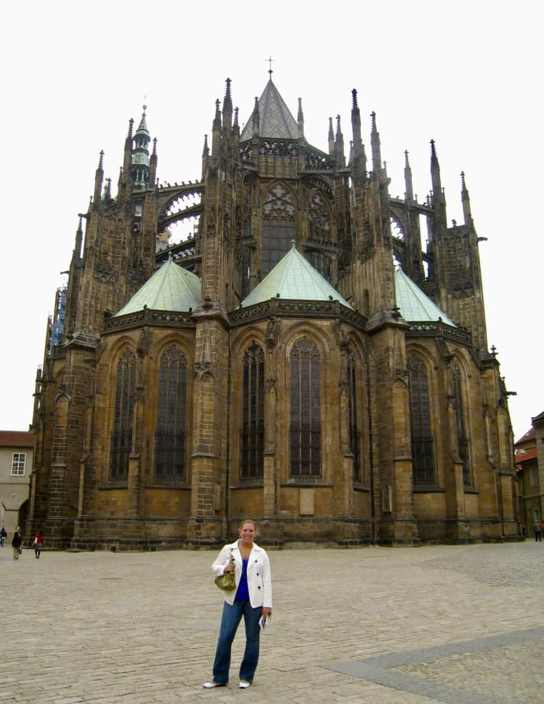 Things to do in Prague, how to make the most of 24 hours in this charming Czech city! | St. Vitus Cathedral