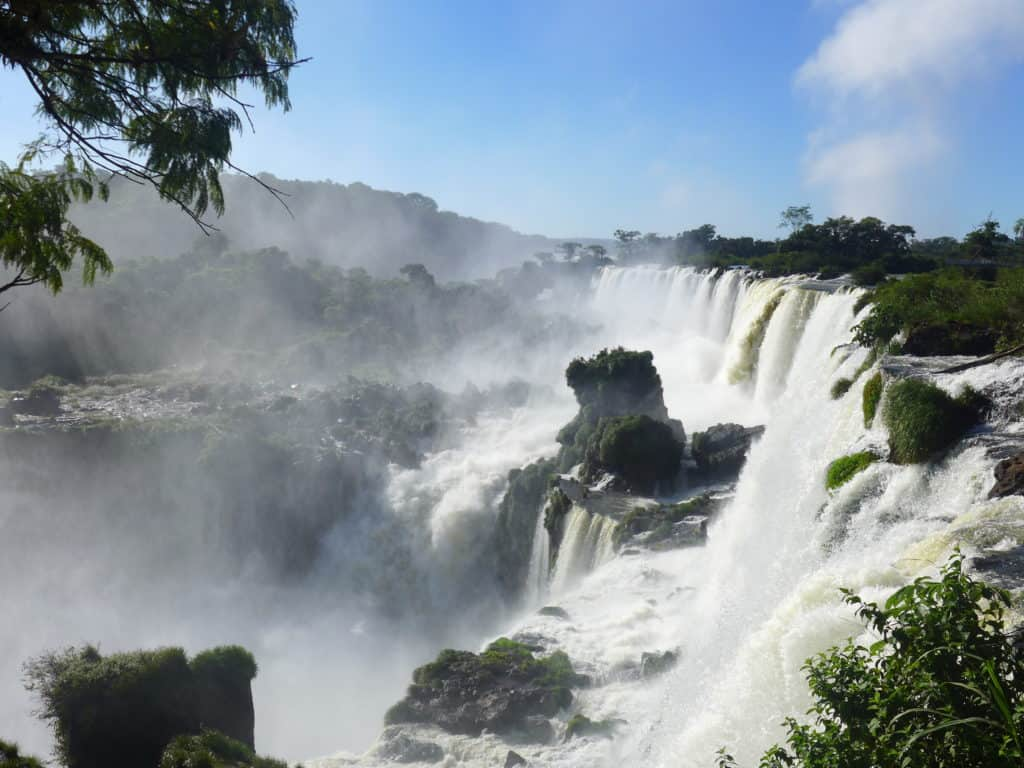 How to plan the ultimate 7-day Argentina itinerary | how to visit Iguazu Falls | With these tips you can have an amazing adventure. Where to go in Argentina, Argentina itinerary advice, where to go in Argentina, planning a trip to Buenos Aires, Mendoza, Argentina's Andes, planning a trip to Iguazu Falls. #argentina #iguazufalls