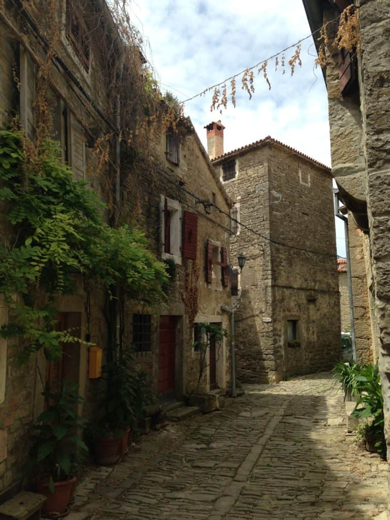 Where to go in Istria - Grozjnan is beautiful