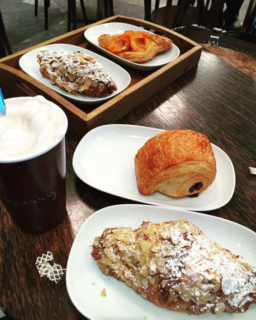 Thierry French patisserie - Vancouver itinerary recommendations