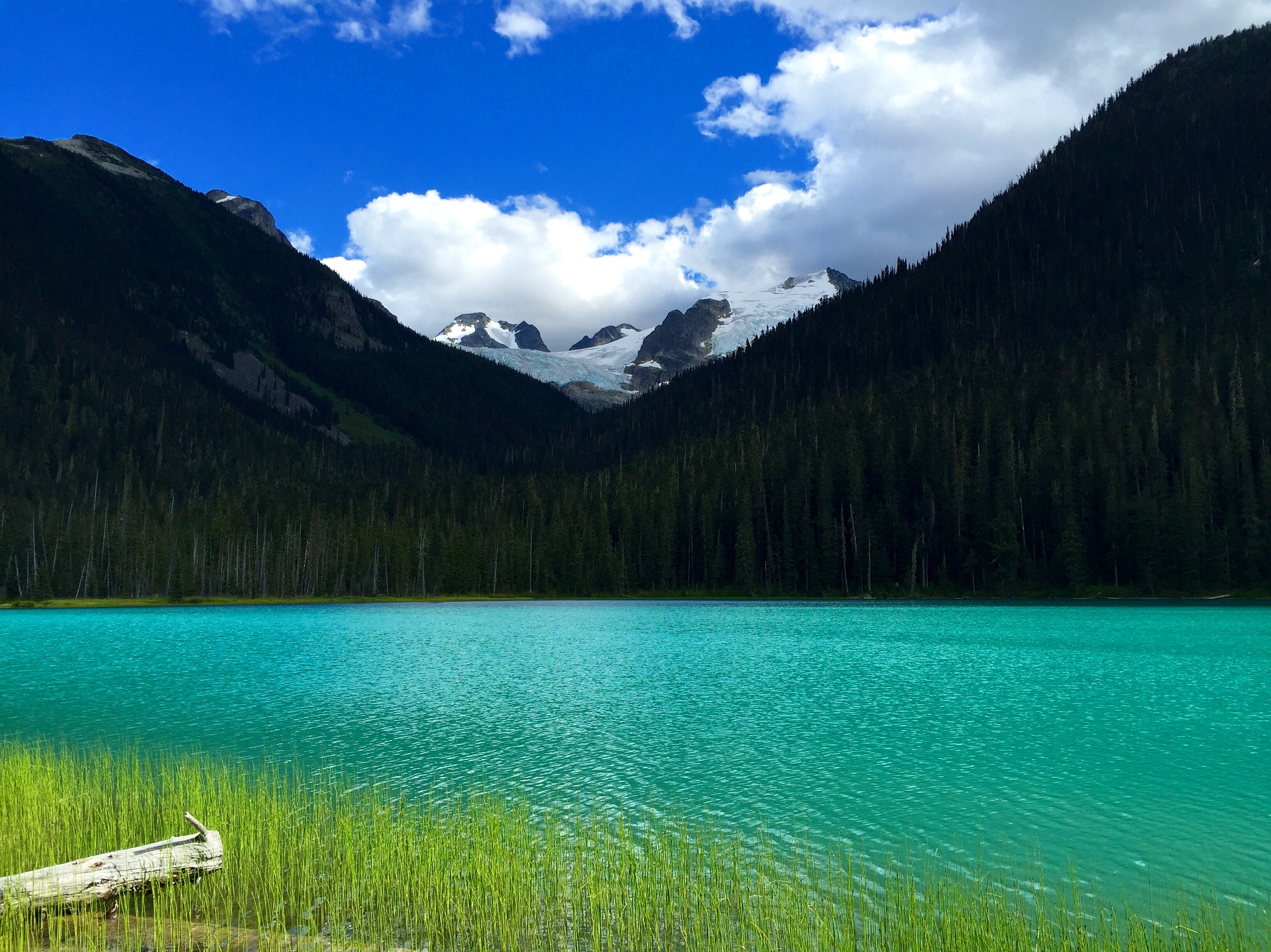 Joffre Lakes is a must-see part of any Whistler & Sea-to-Sky Highway itinerary