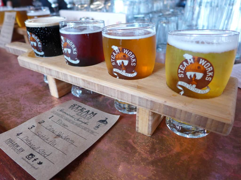 Tons of great breweries to visit on a long weekend in Vancouver