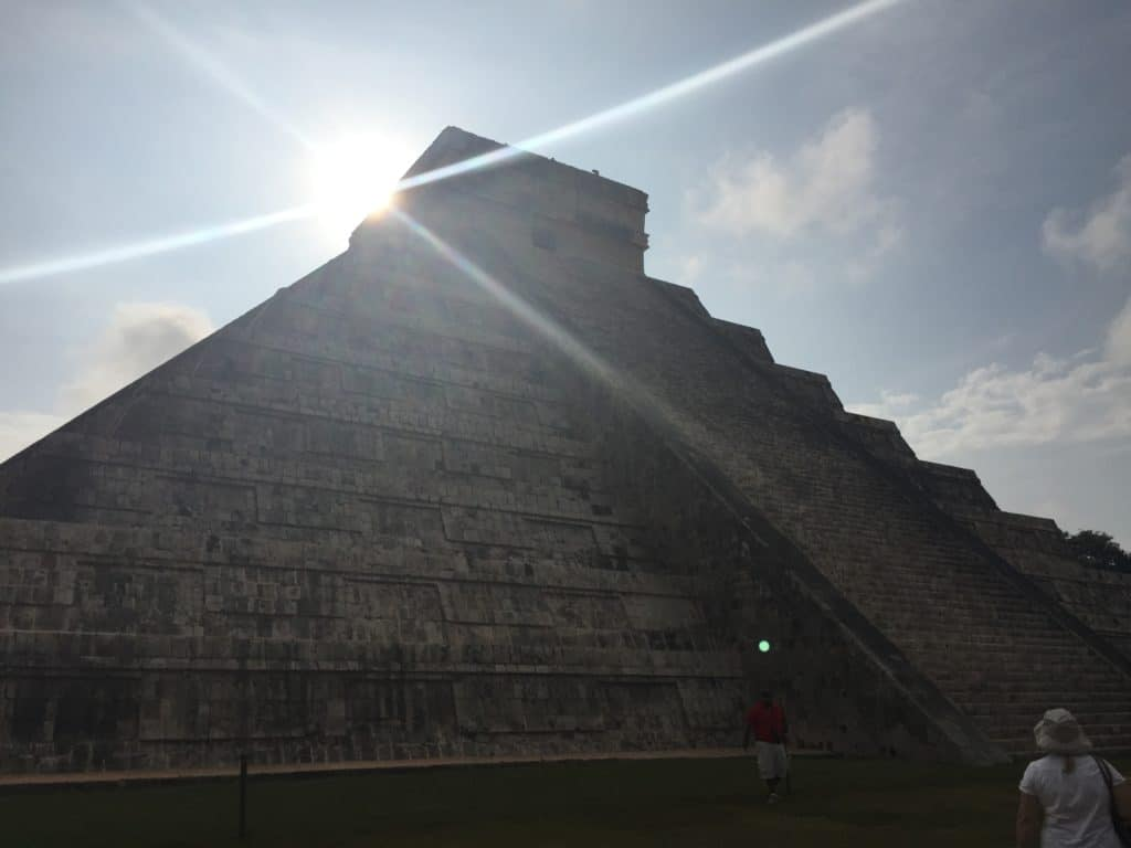 Chichen Itza is one of the wonders of the modern world, and a must-do on any Cancun itinerary