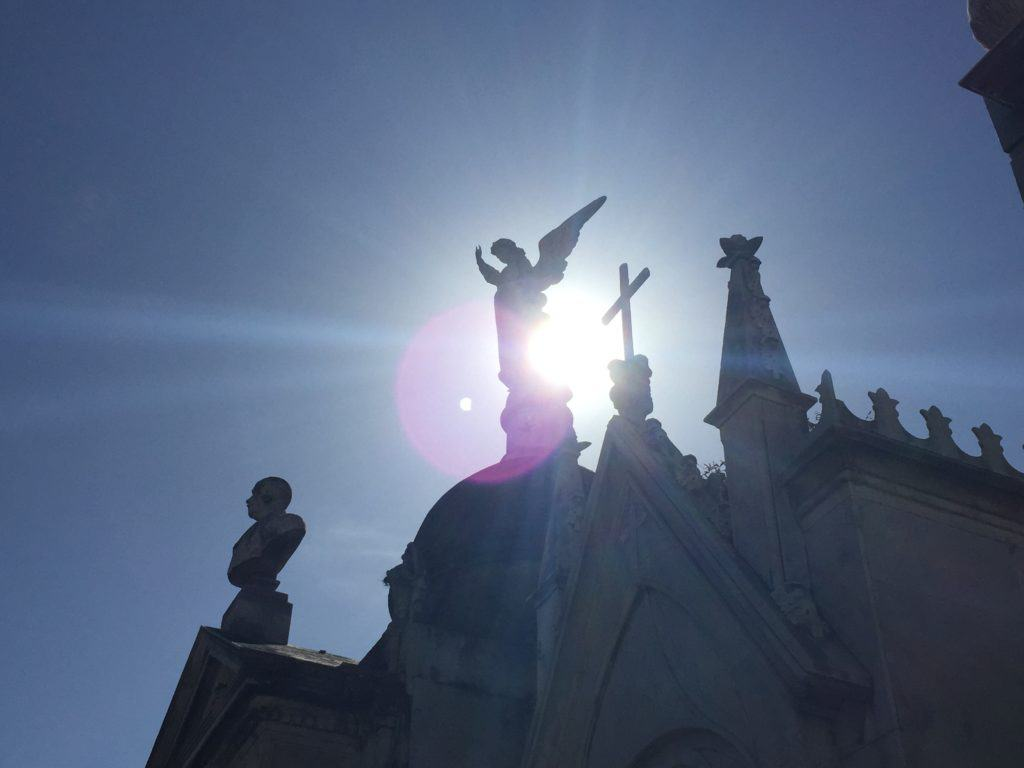 Historic Recoleta Cemetary is a must if you have one day in Buenos Aires