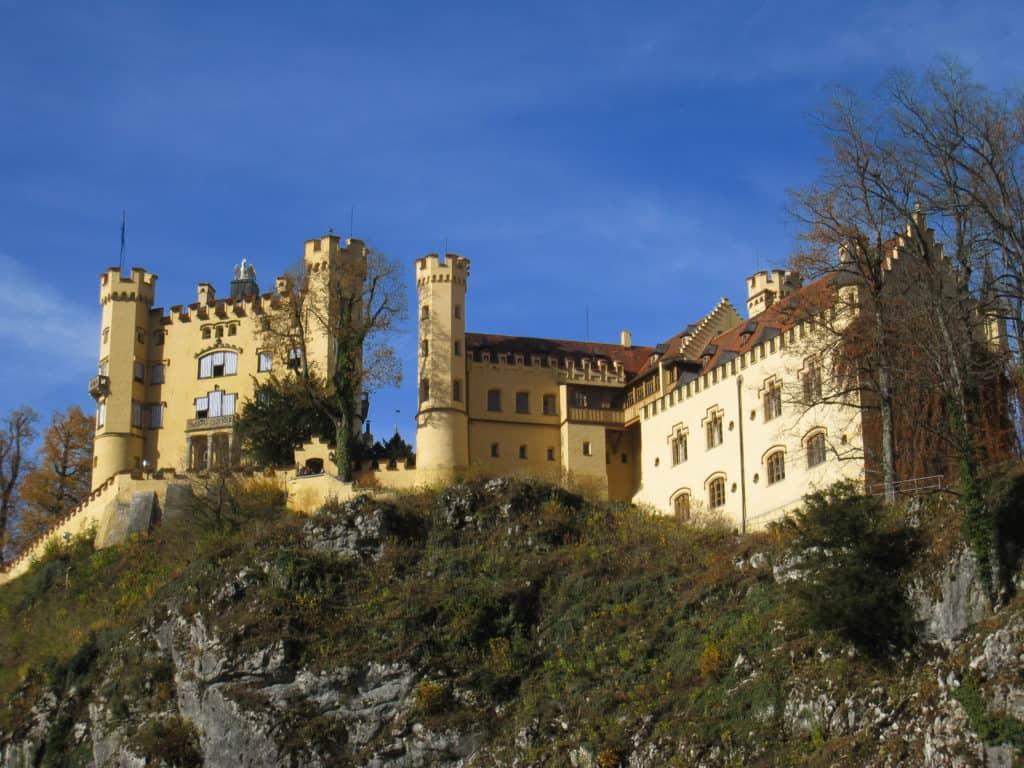 Bavaria's Hohenschwangau Castle