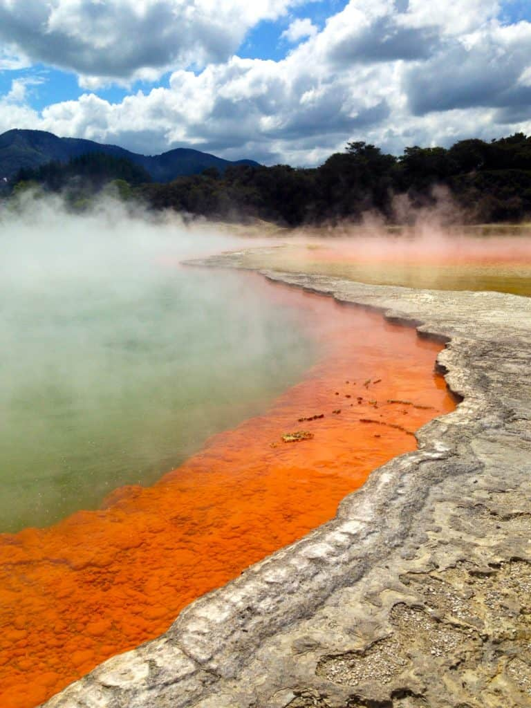Wai-O-Tapu is one of the biggest reasons people come to Rotorua, New Zealand