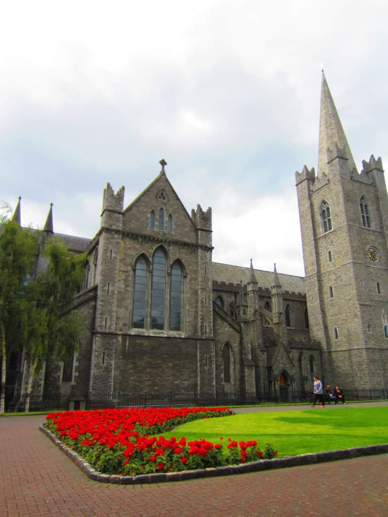 St. Patrick's Cathedral and more must-see sights with a day in Dublin!