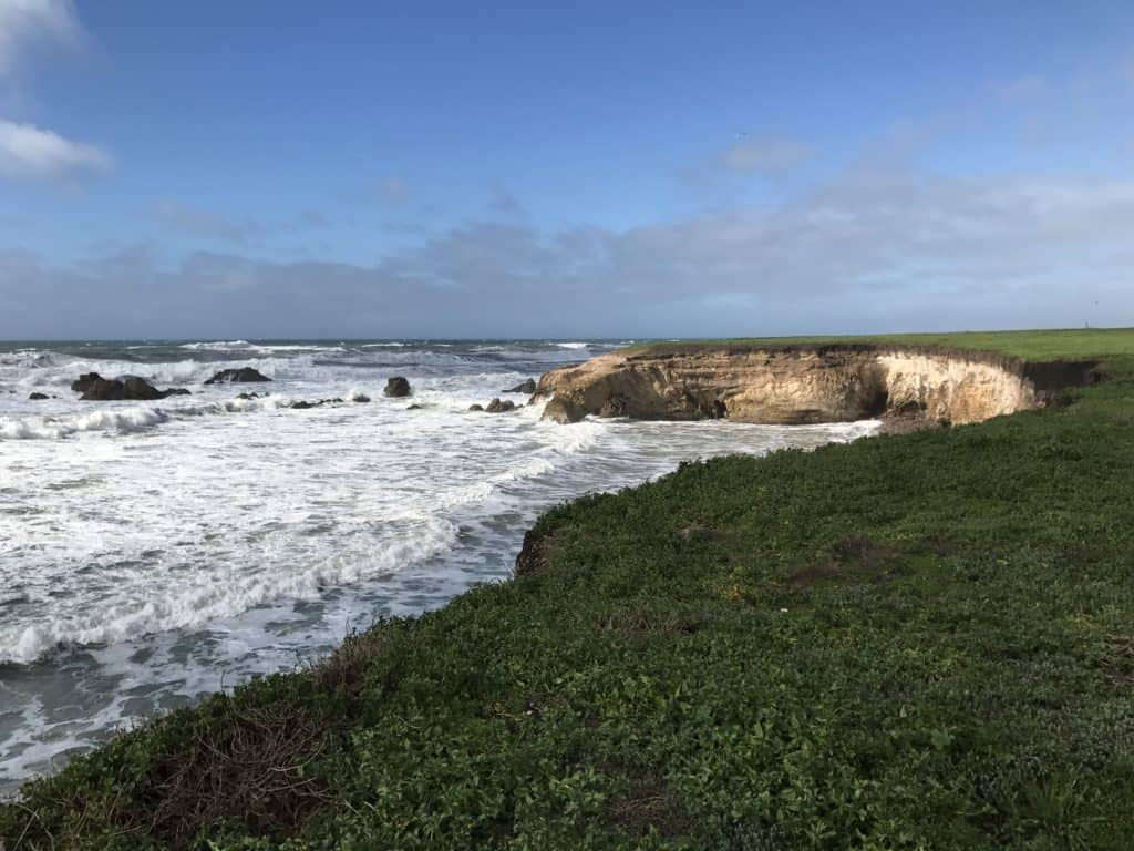 Point Buchon Trail, near San Luis Obispo and Arroyo Grande, California