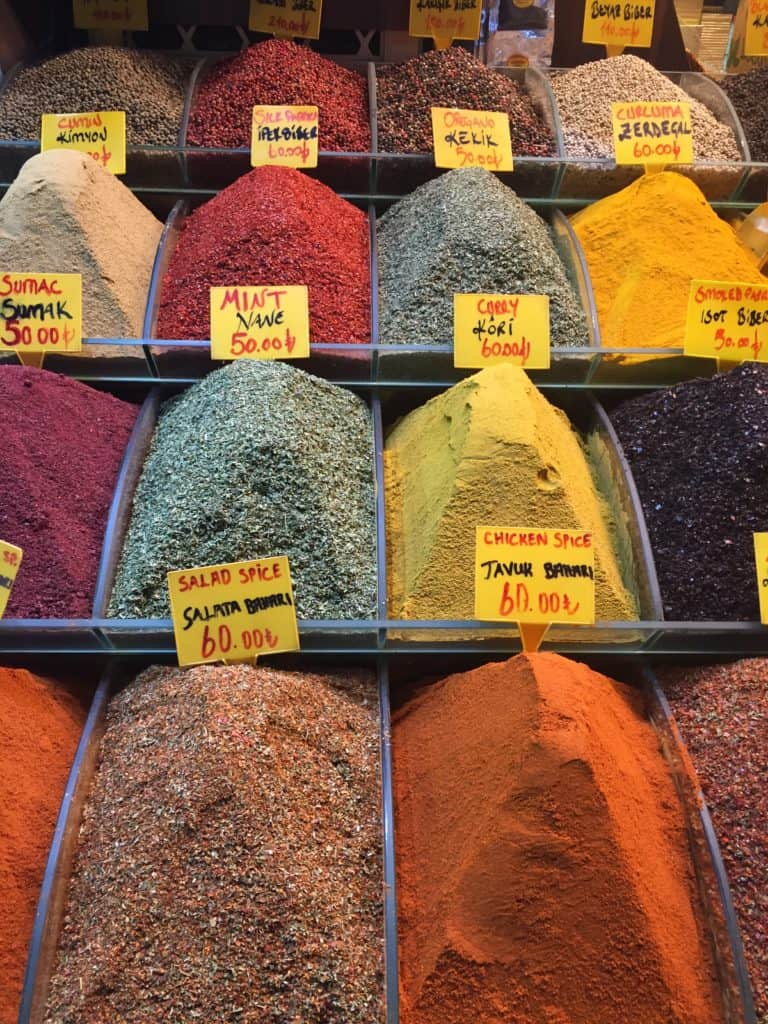 What to buy in Istanbul