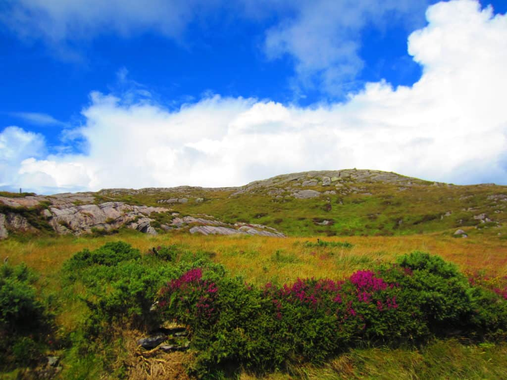 If you want to avoid the crazy tour crowds on the Ring of Kerry, the Ireland's Beara Peninsula is a gorgeous off-the-beaten-path alternative.