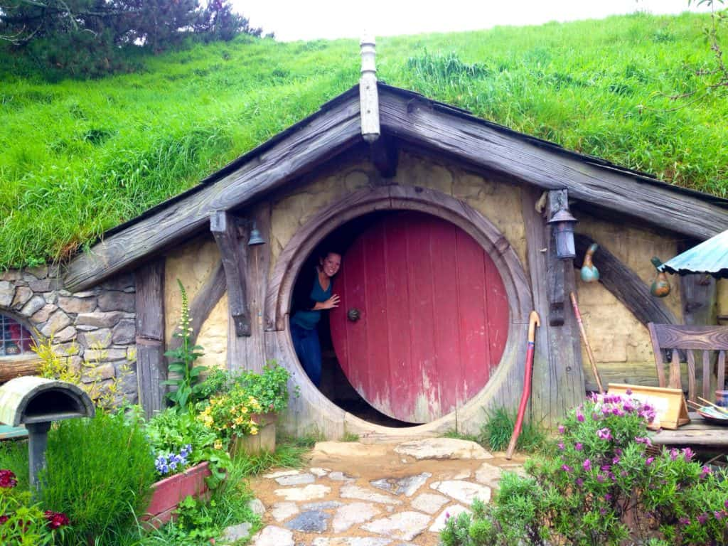 Hide out in your hobbit hole! Advice for making your visit fun and getting the best pictures, great for any LOTR fan.