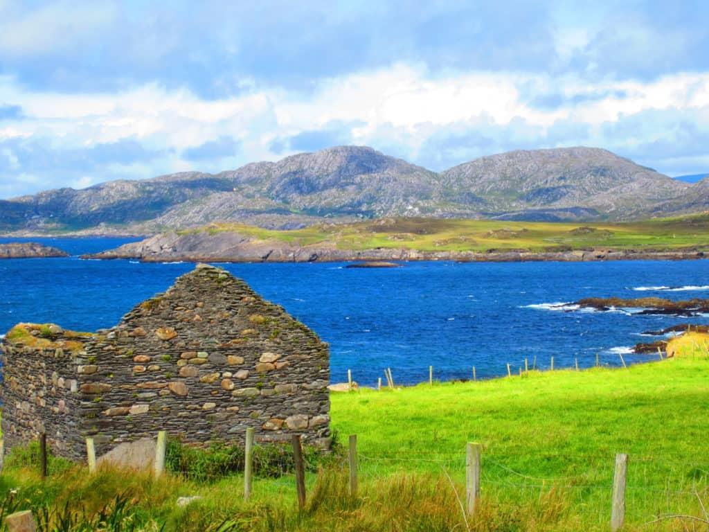 The Beara Peninsula is a must-do on any Irish west coast roadtrip
