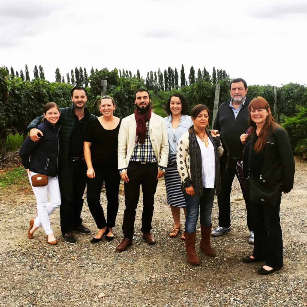Two days of Mendoza wine tours with Trout & Wine, who I found on TripAdvisor