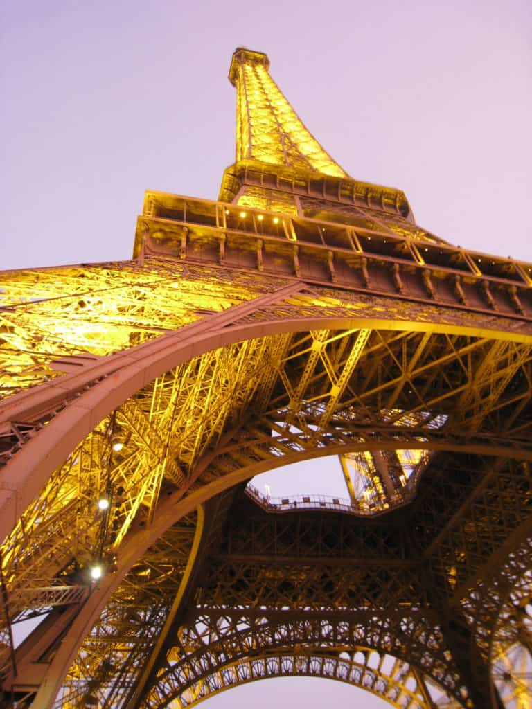 The Eiffel Tower is obviously a must with 2 days in Paris