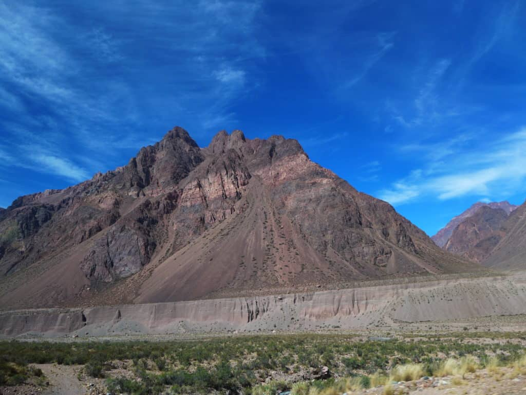 A guided tour can help you get the most out of a day in the Andes if you're visiting Mendoza