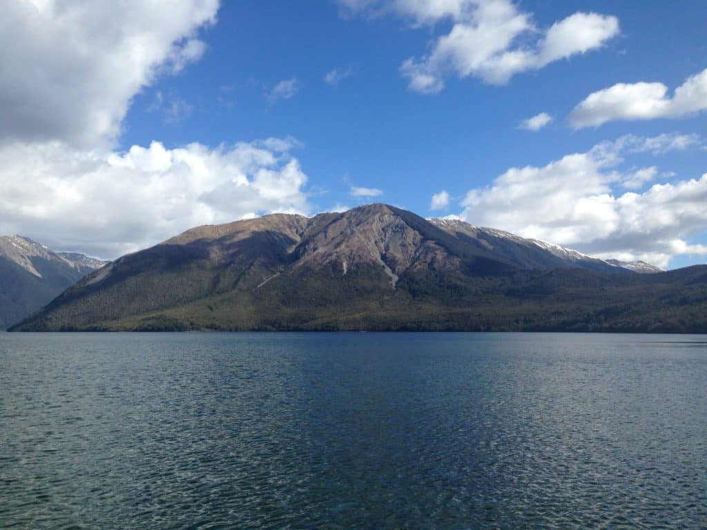 Things to do in New Zealand's South Island...hiking in Nelson Lakes National Park