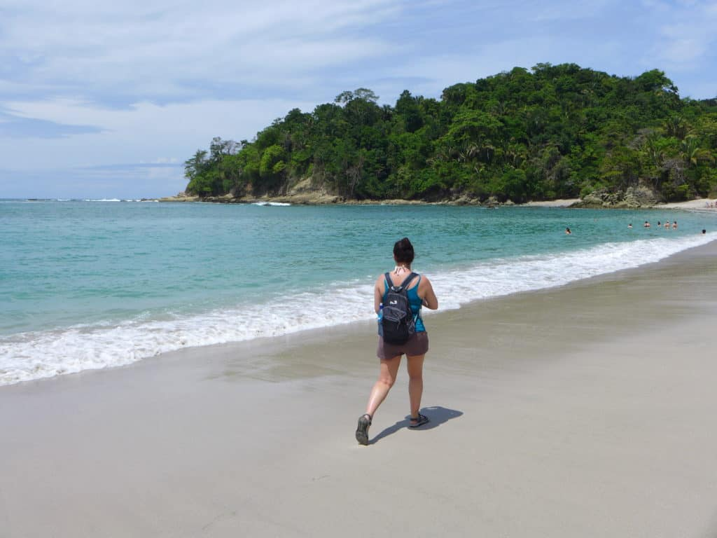 Tips for planning your trip to Manuel Antonio National Park in Costa Rica - where to go, what to see and do, where to eat.