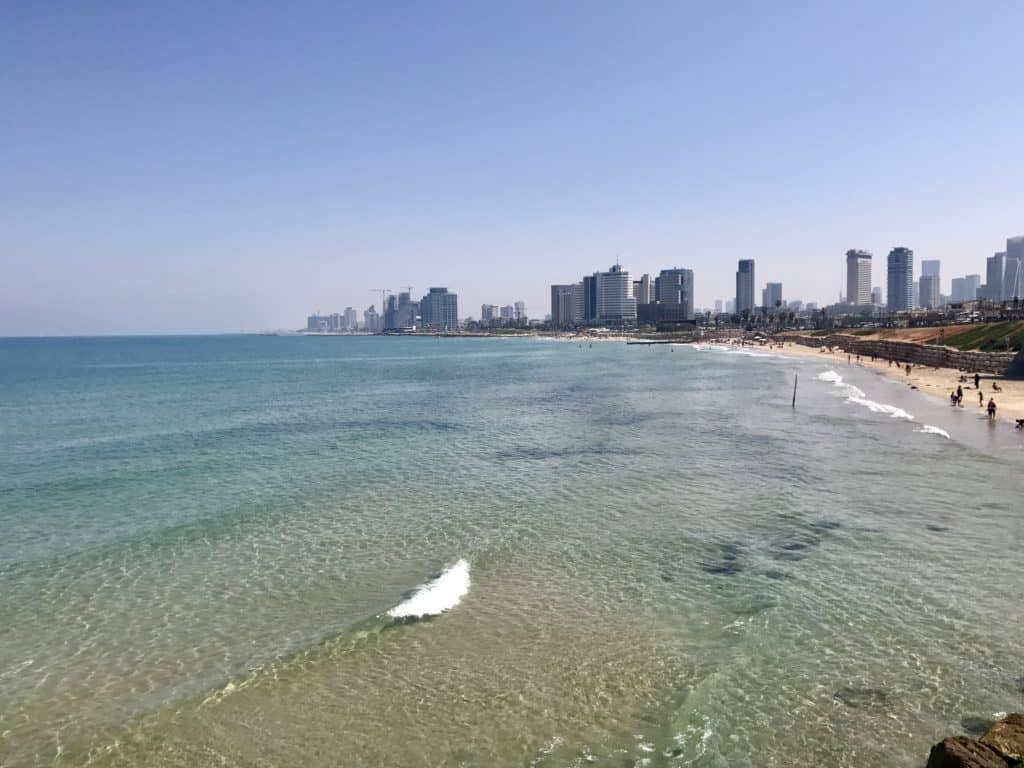 Gorgeous Tel Aviv beaches