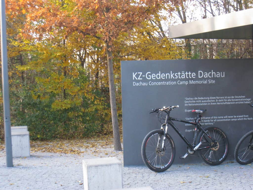 Visiting Dachau from Munich is very easy by train or car
