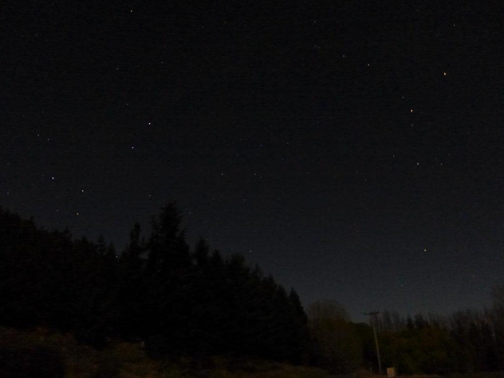 Starry skies in Lake Tekapo, a Dark Sky Reserve...New Zealand's gorgeous Southern Hemisphere stars on display
