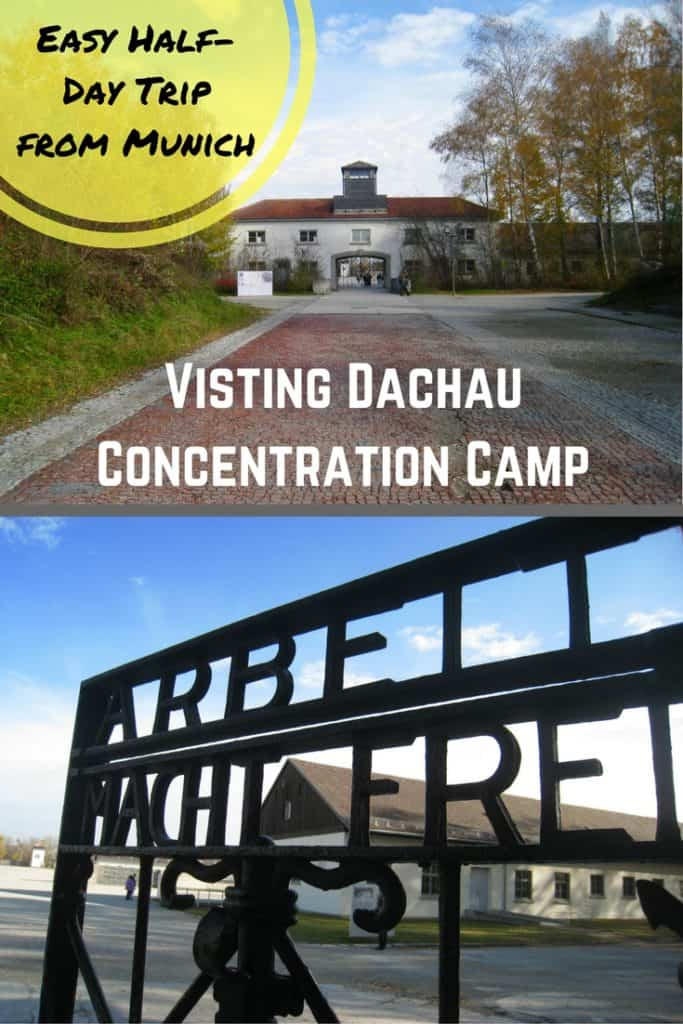 A Sobering Day at Dachau Concentration Camp in Germany | Visiting Dachau Concentration Camp Memorial is an easy half-day trip from Munich, and completely worth it. The experience is sobering and valuable--find out why you should visit this German concentration camp. #germany #history #dachau
