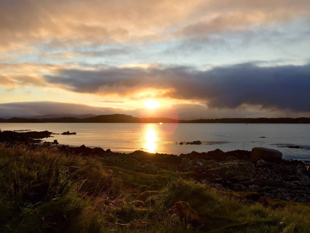 Our 2 days on Iona were probably our favorite part of the 10-day Scotland itinerary