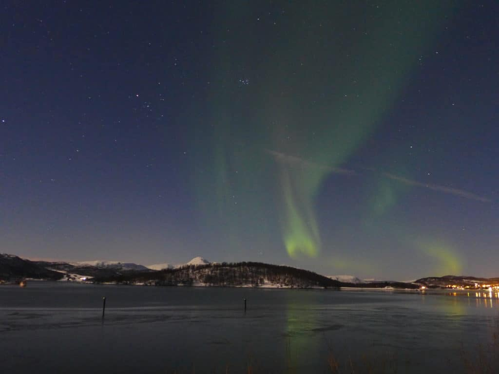 Taking a Northern Lights tour in Tromsø, Norway | One Girl, Whole World