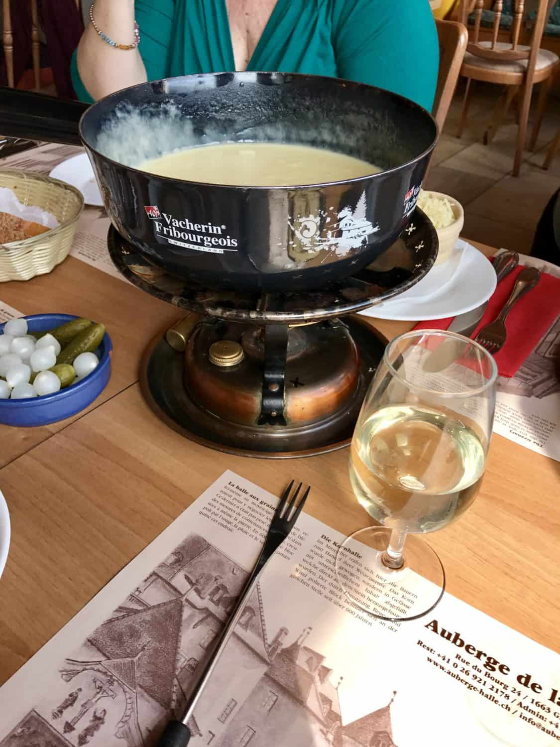 10+ Ideas for Day Trips from Geneva, Switzerland | Try some cheese fondue in Gruyeres