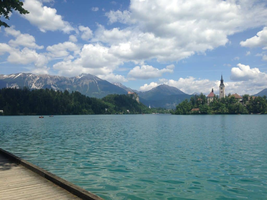 How to plan a trip to Slovenia's stunning Lake Bled and Lake Bohinj | tips and tricks for your visit, and why this beautiful lake should be on your must-list...the perfect Slovenian itinerary!