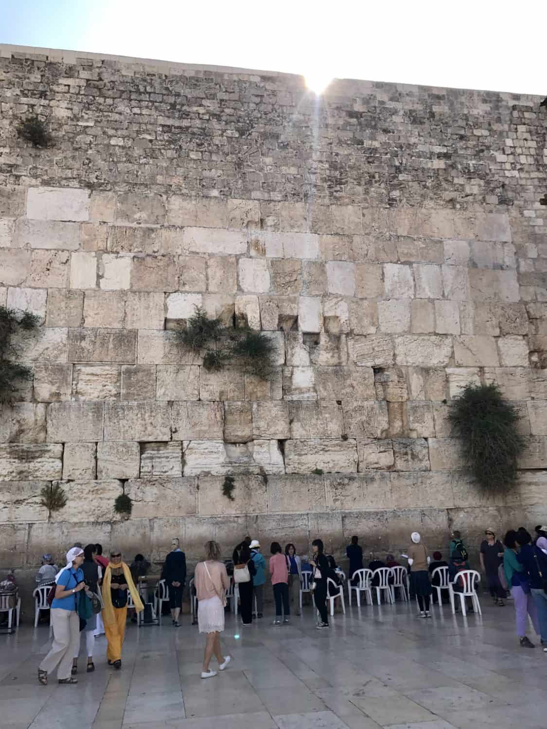 Experiencing the Western Wall in Jerusalem