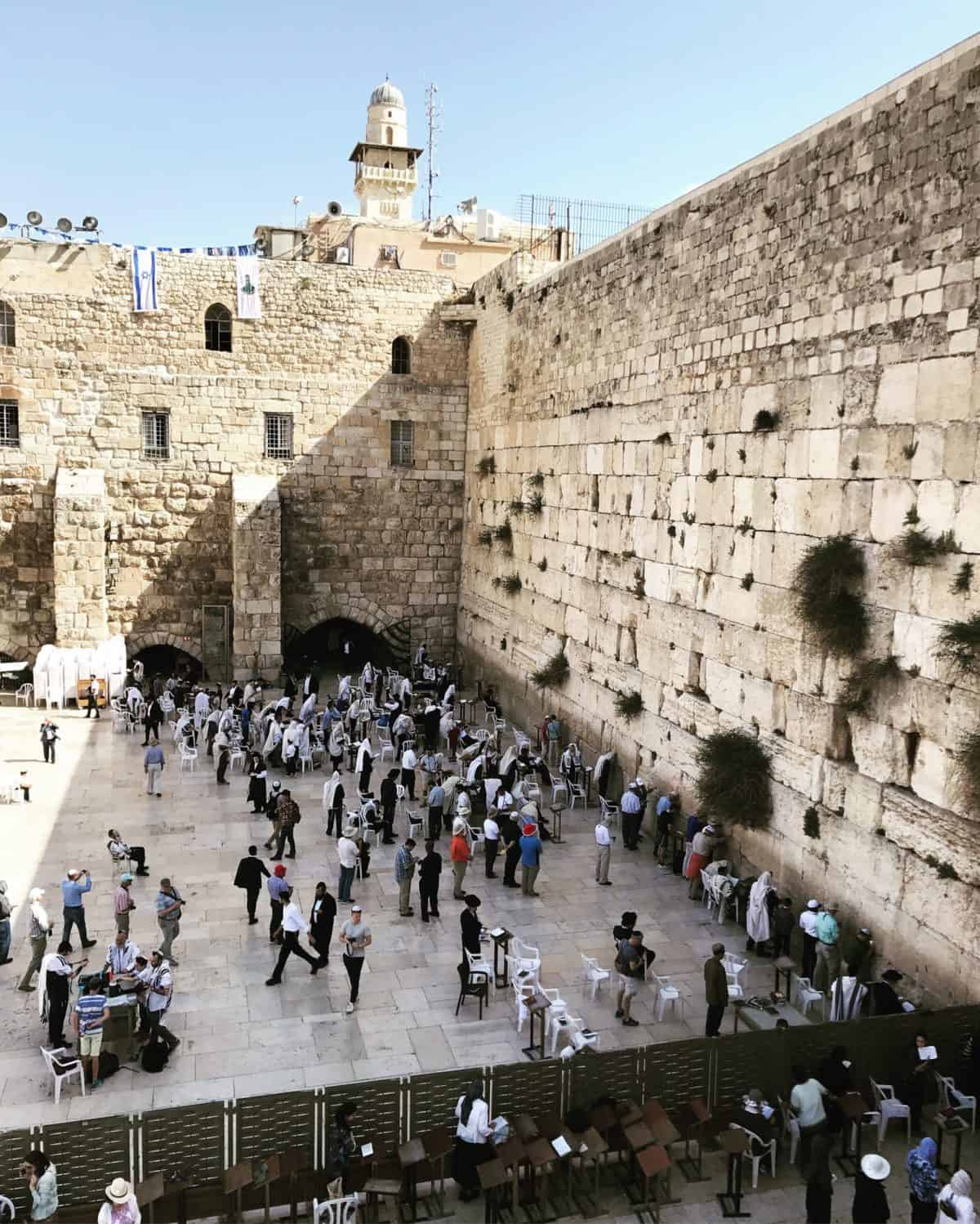 How to Visit the Temple Mount & Western Wall | One Girl