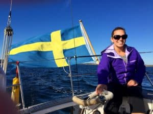 Sailing the Gothenburg archipelago in Sweden...how to rent a sailboat on Airbnb & sail in Sweden, planning your trip, including Björkö, Marstrand, & Grötto. Sweden itinerary ideas & trip planning advice. #sweden #airbnb