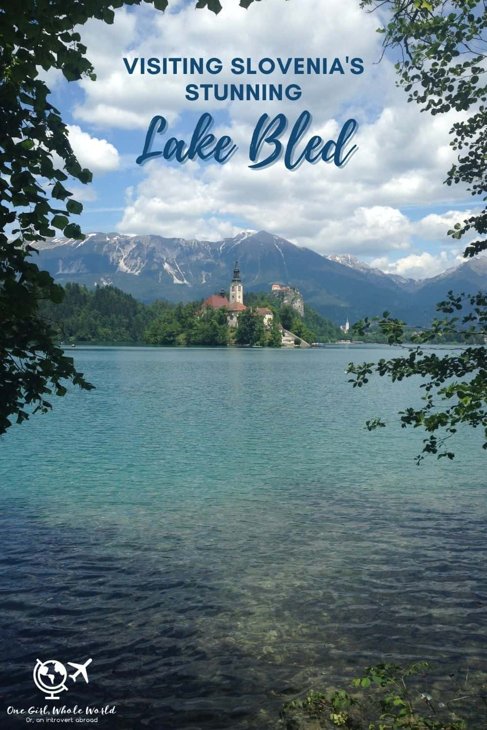 How to plan a trip to Slovenia's stunning Lake Bled and Lake Bohinj | What to do in Slovenia, how to visit Lake Bled. Tips for planning your visit, and why this beautiful lake should be on your must-list...the perfect Slovenian itinerary! #slovenia #lakebled #easterneurope