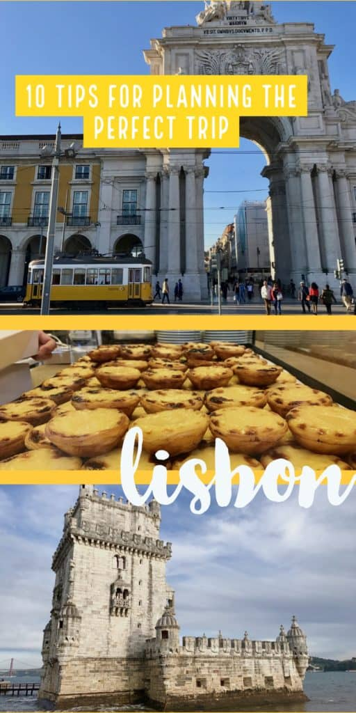 The ultimate guide to Lisbon | 10 tips for planning the perfect trip itinerary | Portugal trip ideas | travel in Portugal, Lisbon day trips, Lisbon travel advice