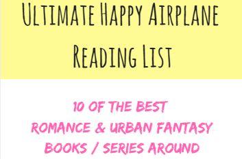 Ultimate Plane Books: Best Romance & Urban Fantasy   One